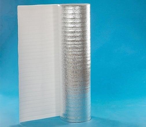Полифол® с алюминиевой фольгой (10мм)-1
