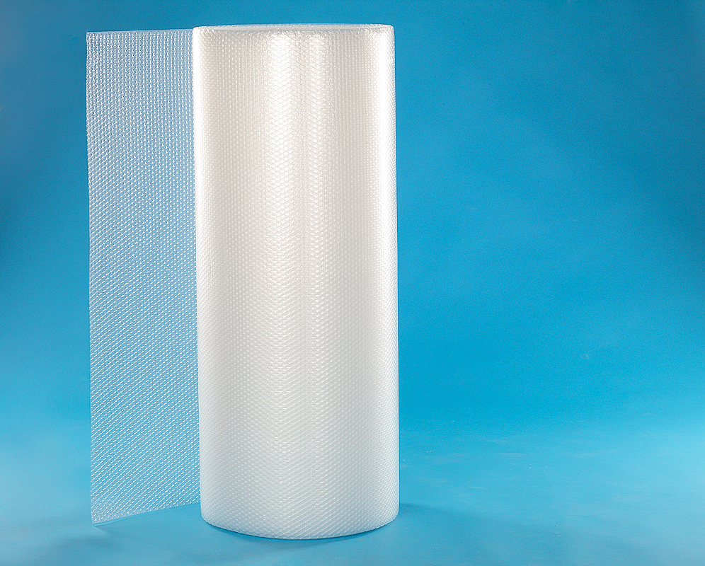 Воздушно-пузырчатая пленка Д 225/10 1.6×100 м двухслойная-1