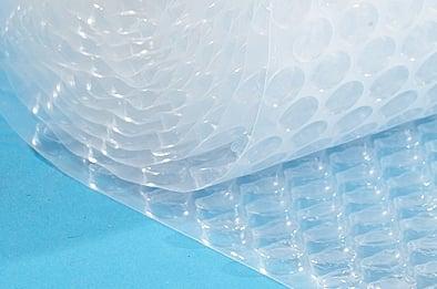 Воздушно-пузырчатая пленка Д 225/10 1.5×100 м двухслойная-3